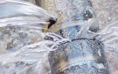 detección de fugas de agua sectorizacion